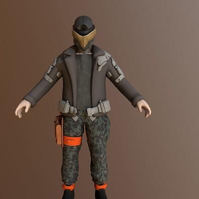 Metal Gear Batou