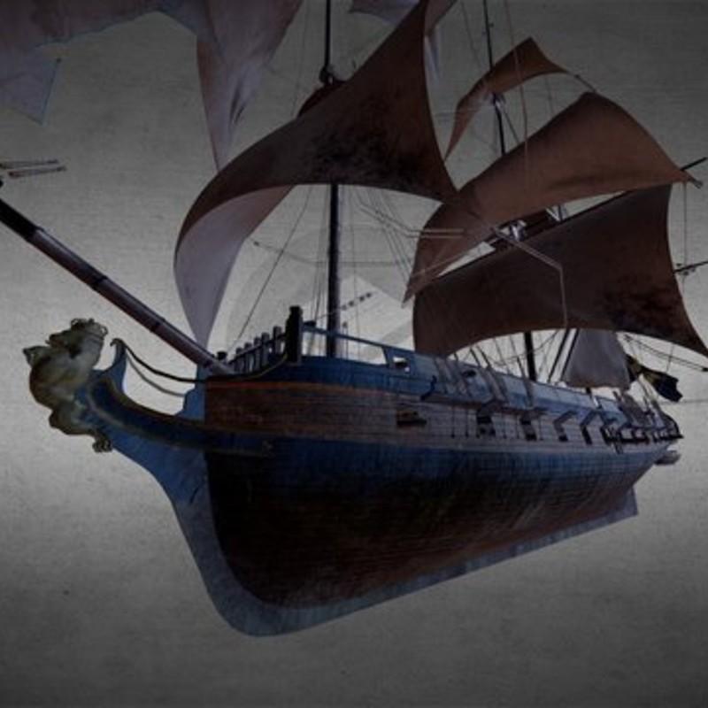 Trade Sailship