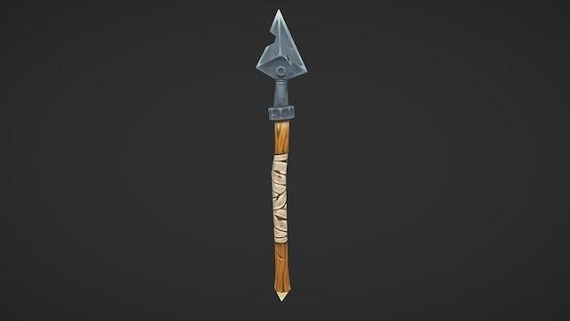 Orc Set - Spear