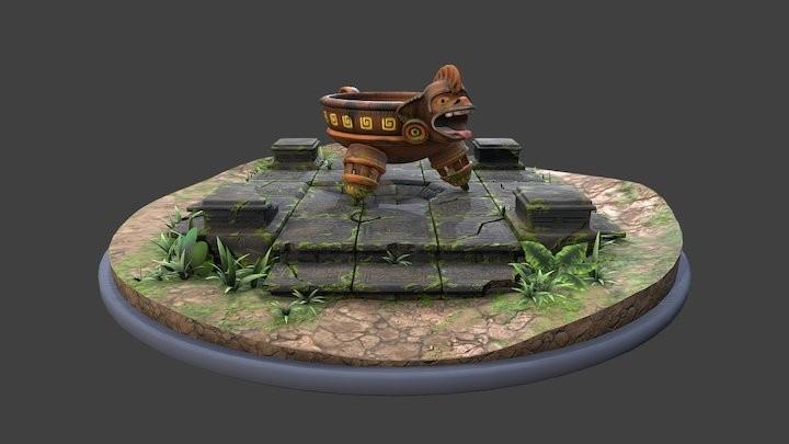 Quetzy - Potion Pot