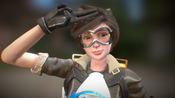 Cheers love - Tracer | Overwatch