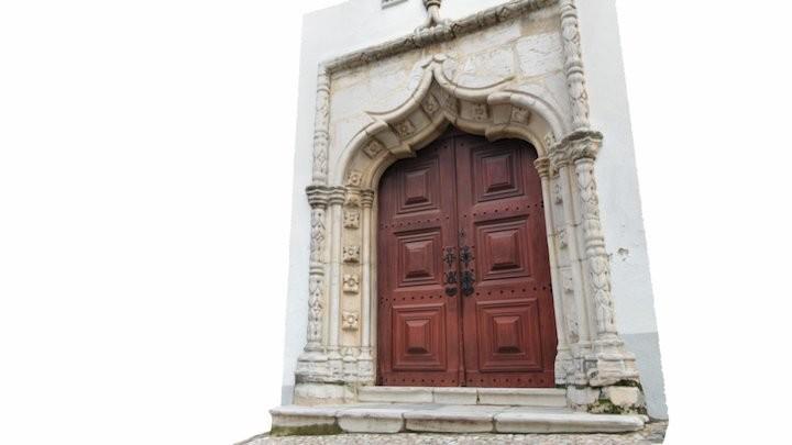 Portal Manuelino da Igreja da Misericórdia