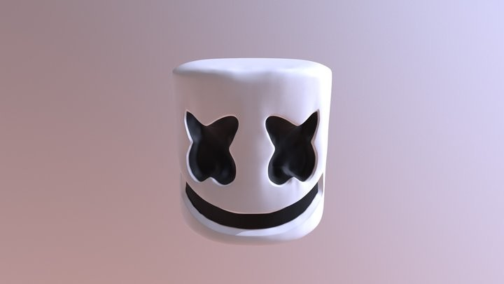 Marshmello Head