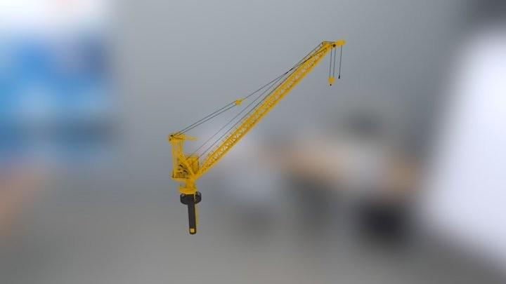 Le Tourneau PCM 220S Crane