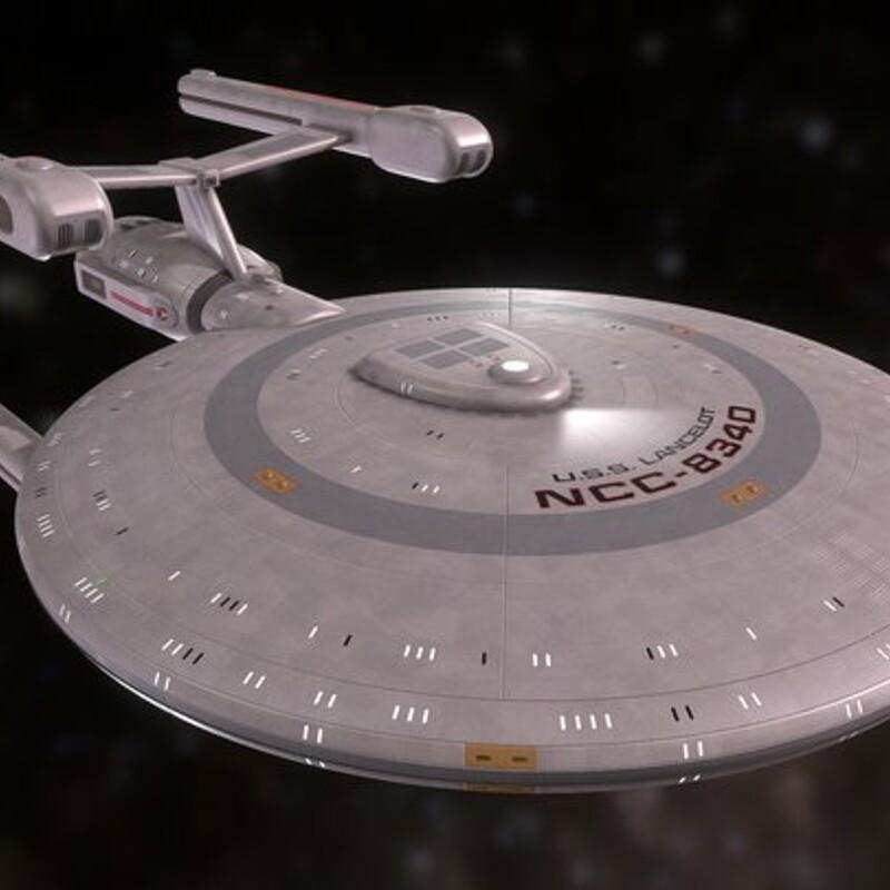 Lancelot-Class Light Cruiser