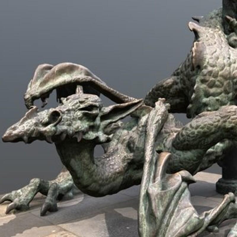 The Dundee Dragon