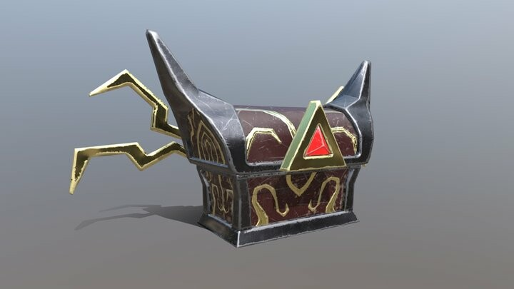 Stylized Chest