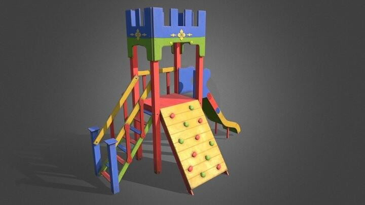 Playground Climbers Zoom