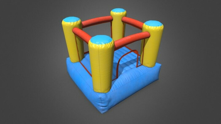 Playground Bouncing Castle