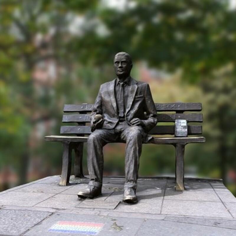 The Alan Turing Memorial