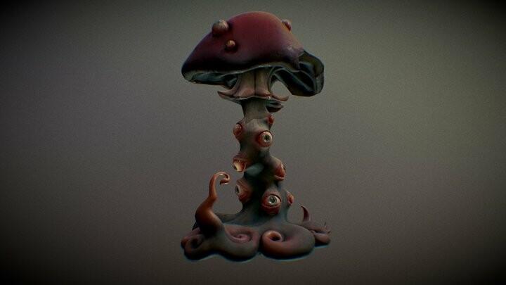 Eldritch Mushroom