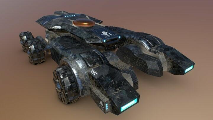 Hyena - Vehicle