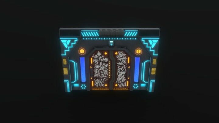 Porte Sci-fi