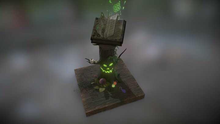Witch Stand