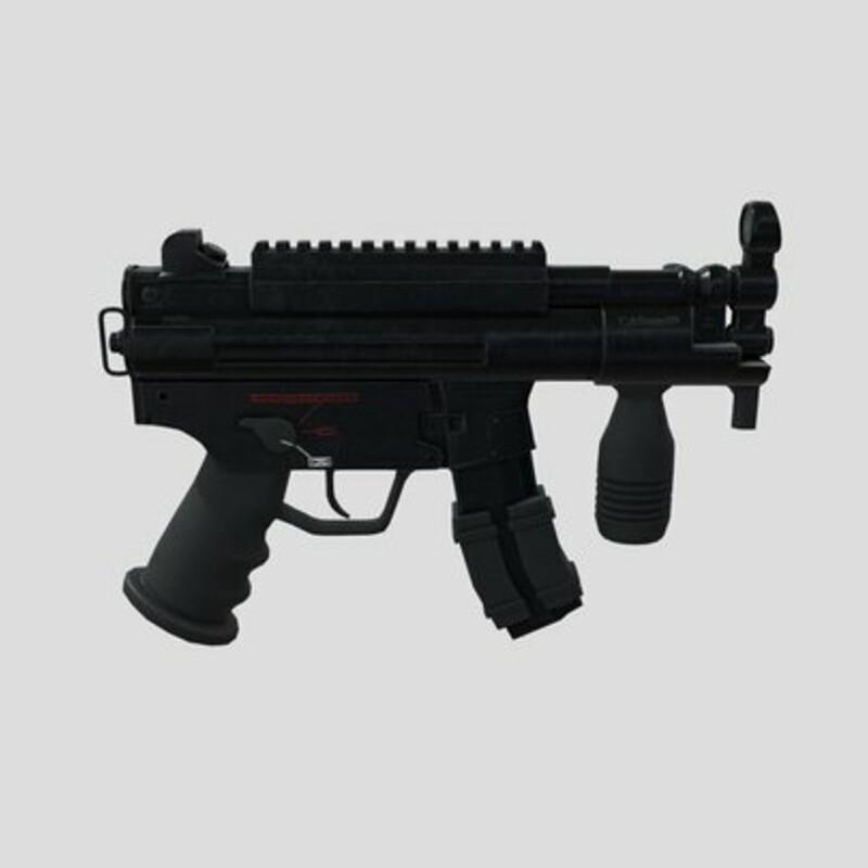 Heckler & Koch MP5K