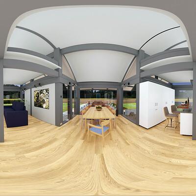 Huf Haus Interiors 360