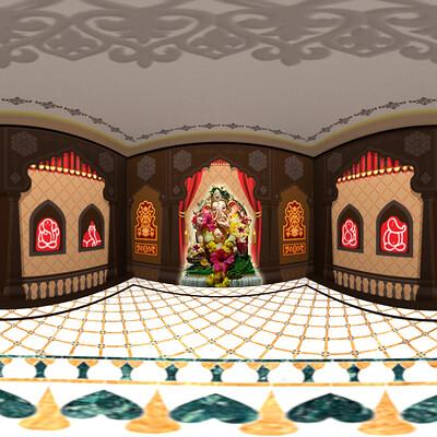 Rajesh r sawant 360 ganpati decor