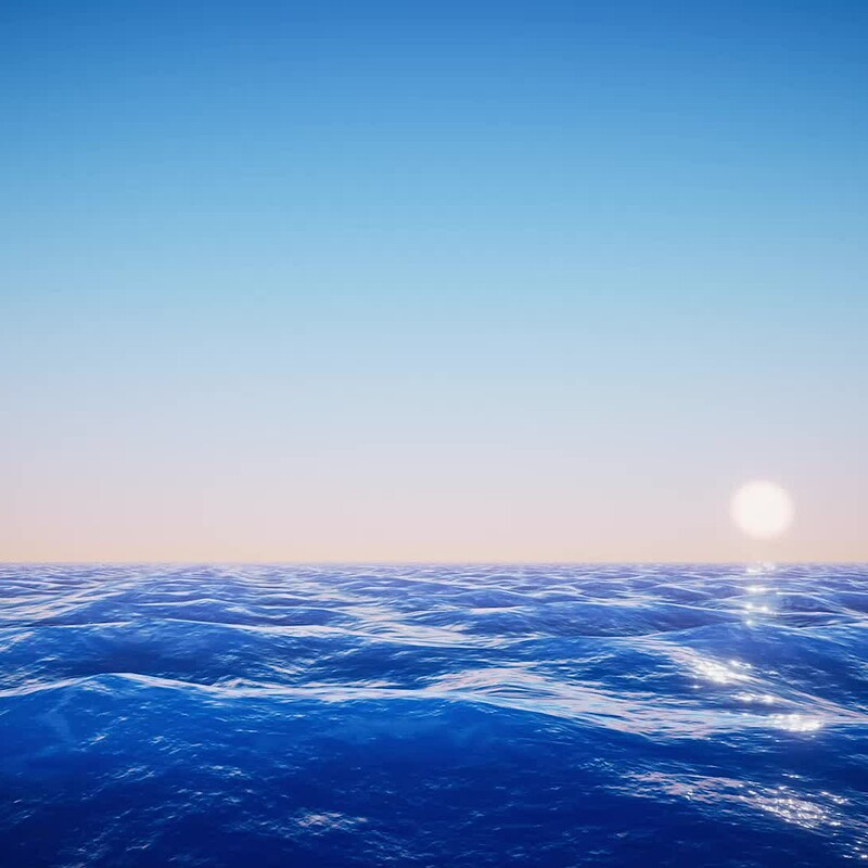 Stylized Water VFX