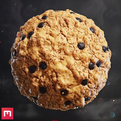 Cookie Procedural Material