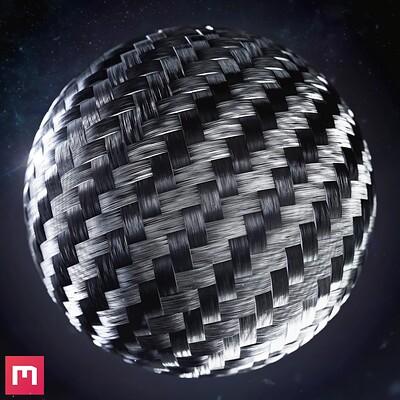 Carbon Fiber Procedural Material
