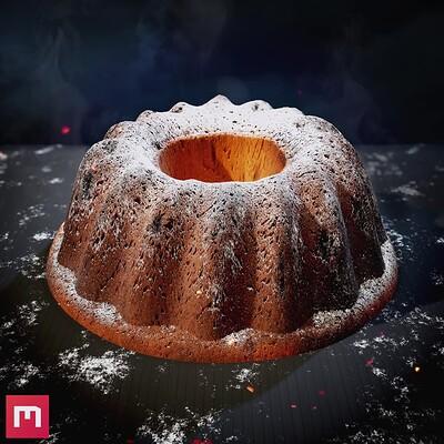 Cake Procedural Material