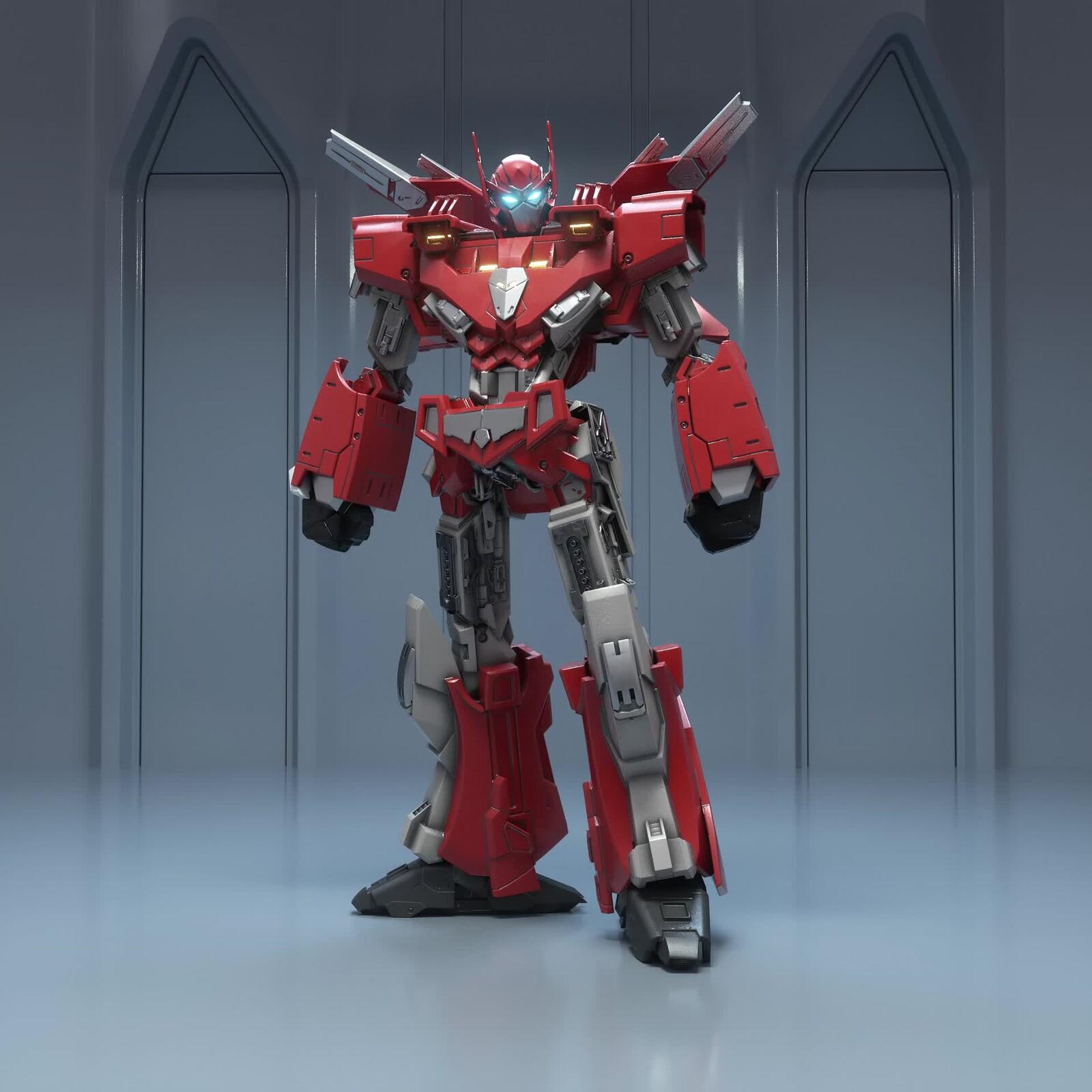 My Robot 1 sculpture