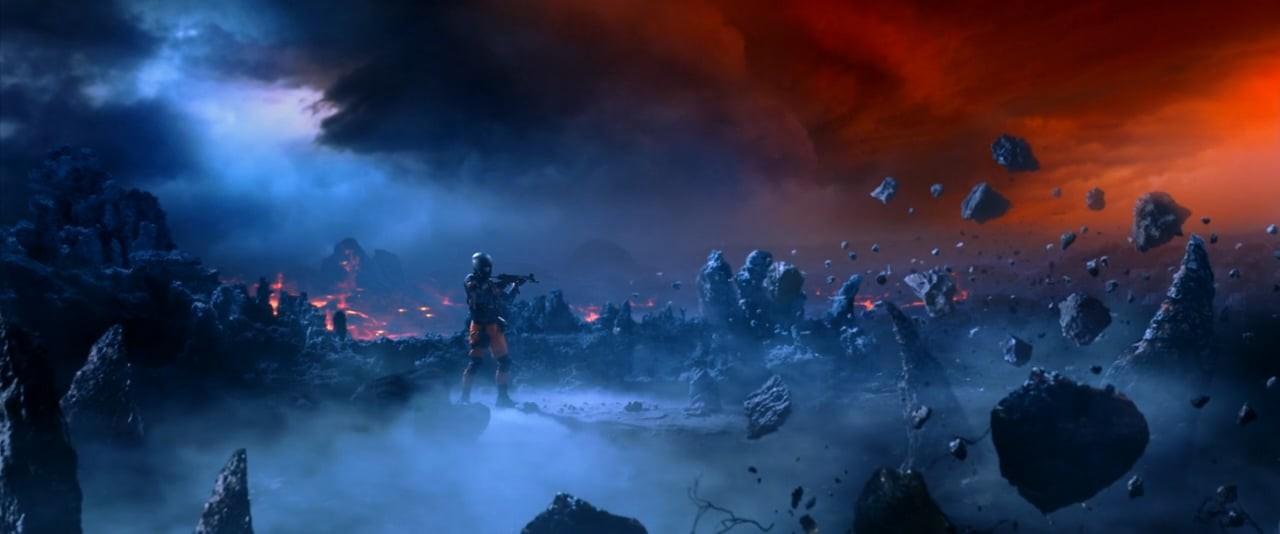 The Art of Uncanny Valley (Sci-Fi short film)