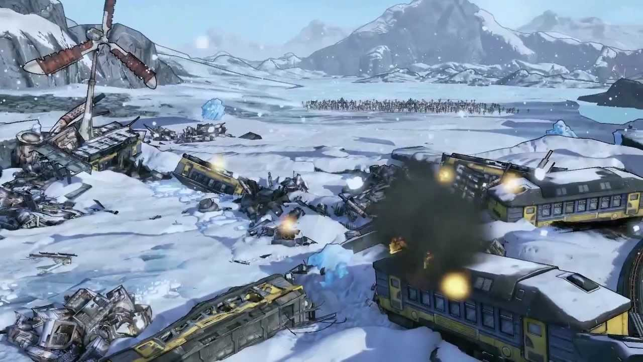 Borderlands 2 Launch Trailer