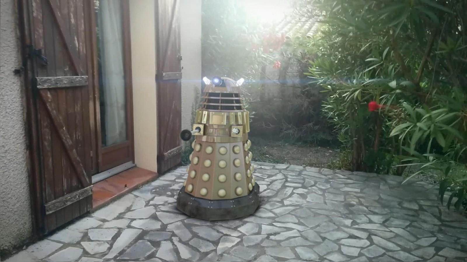 Dalek at Home