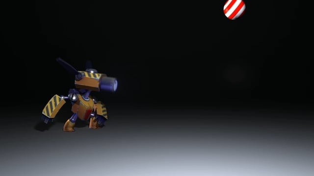 Rise of Tyrants test animation