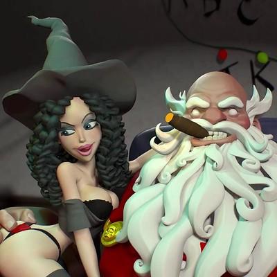 Santa Reloaded