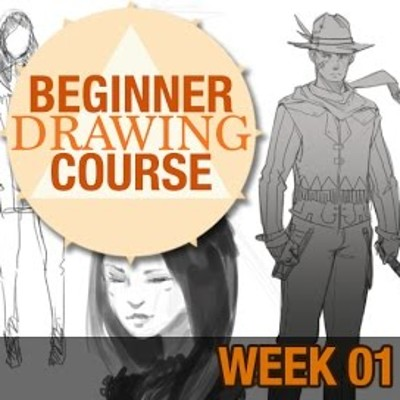 The Beginner Drawing Course