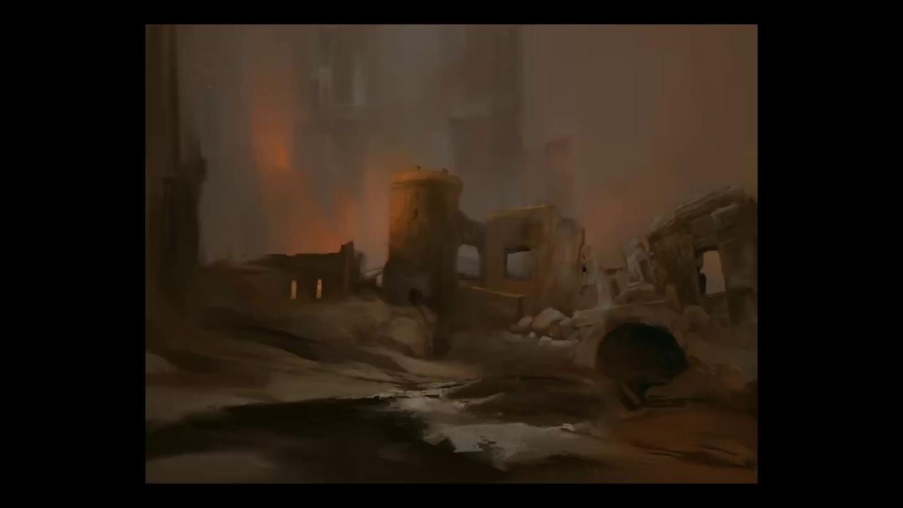 Ruins Speedpaint