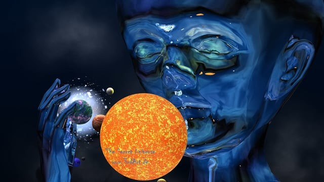 The Secret Universe - 3D animation