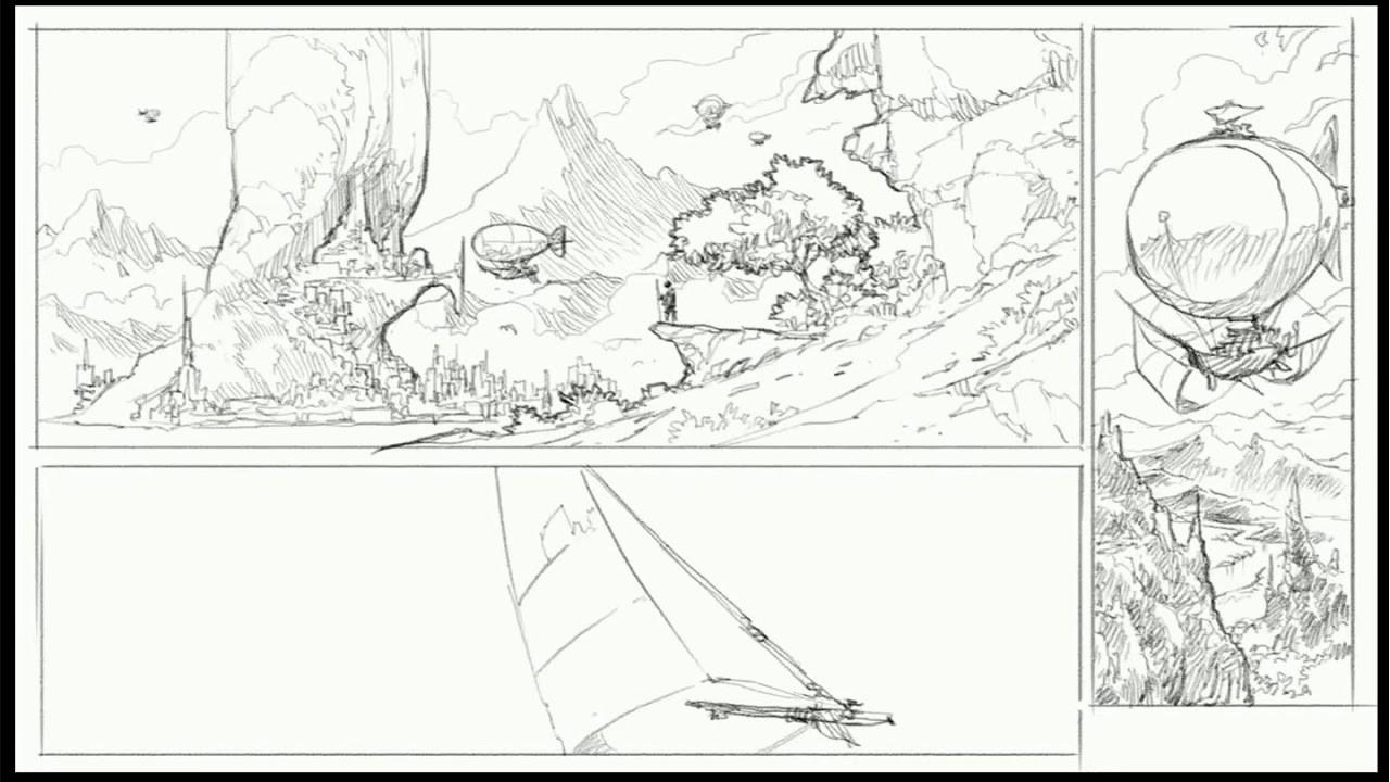 sketch # 3