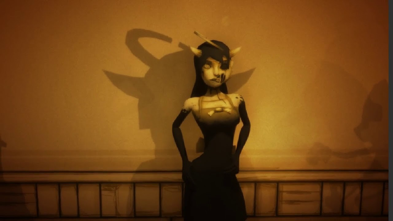 Bendy and the Ink Machine Chapter 3 Alice Angel