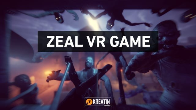 ZEAL VR GAME