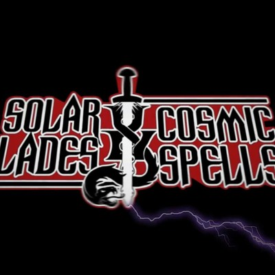Solar Blades & Cosmic Spells - Promo video