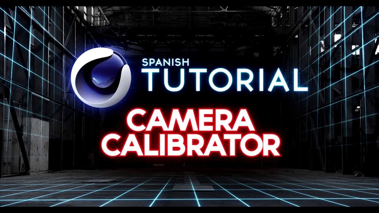 CINEMA 4D - Camera Calibrator