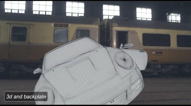 Car explosion sim