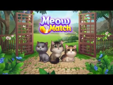 Meow Match™: 2D Spine Animation