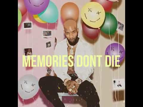 Tory Lanez | Memories Don't Die Album Cover Promo