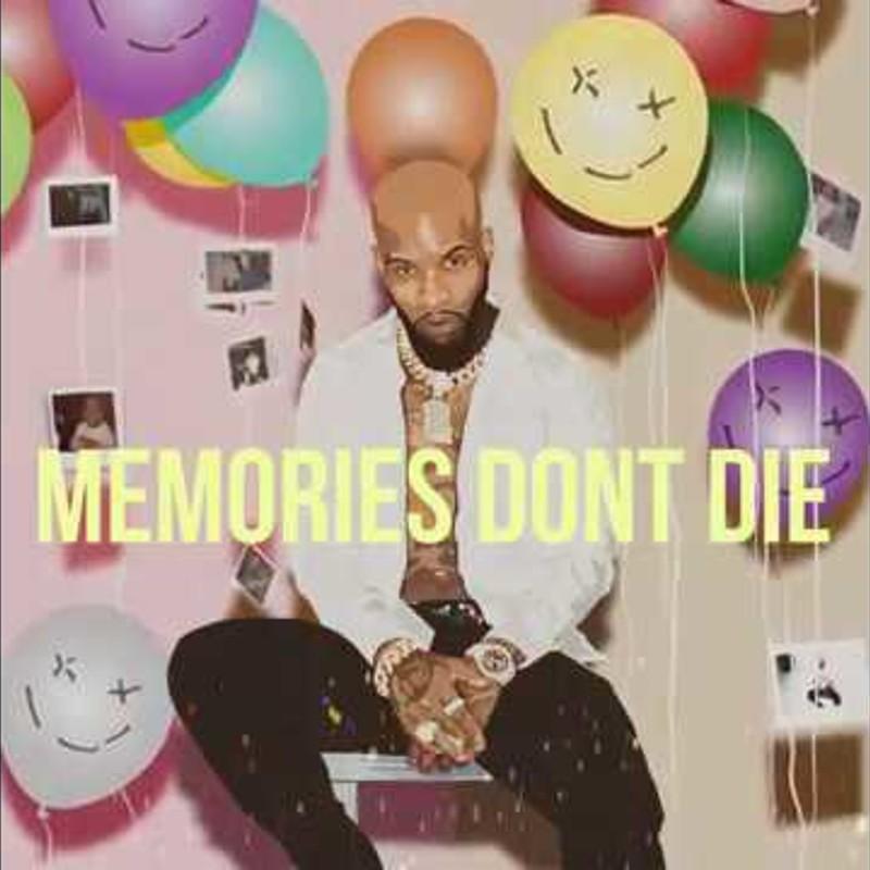 Tory Lanez | Memories Don't Die Album Cover Promo