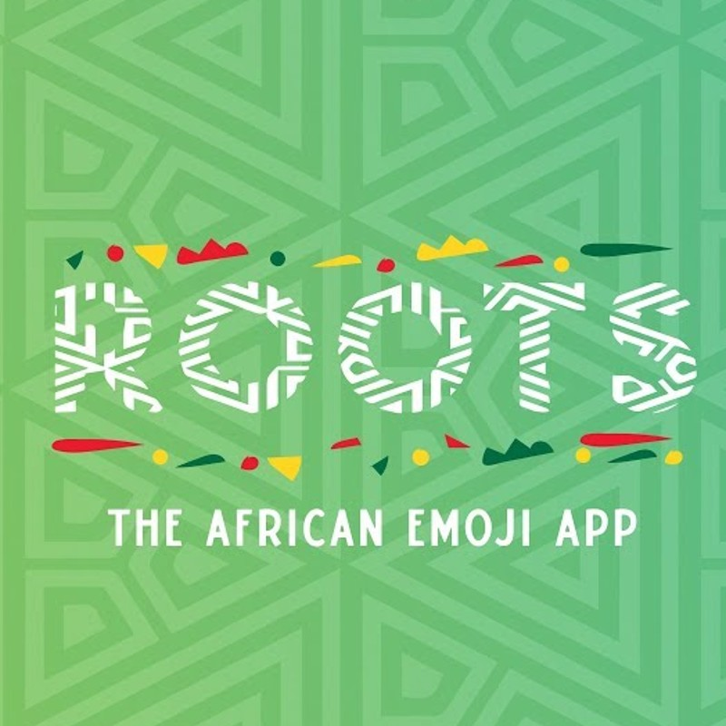 Roots Emoji - The African Emoji App