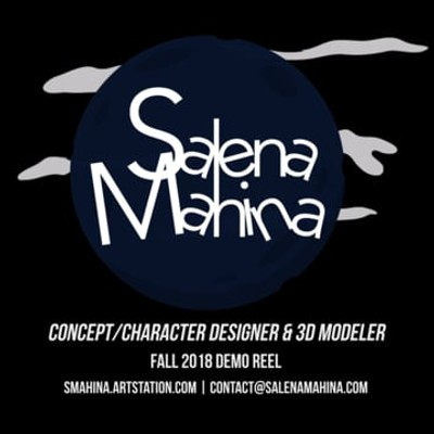 Salena Mahina Demo Reel - Fall 2018