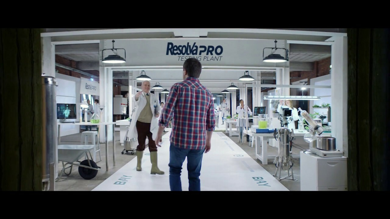 Resolva Pro TV Ad 2018