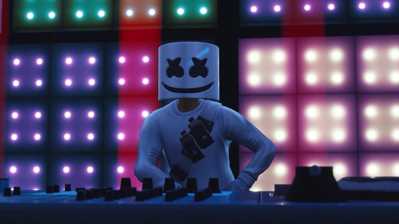 Fortnite Marshmello Event - Fan Trailer