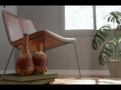 Eevee Animation - Blender 2.80