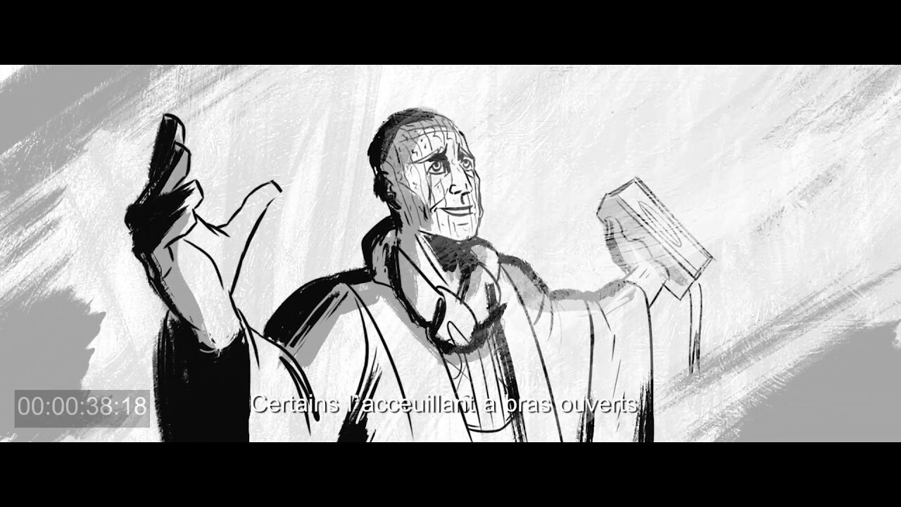 Animatic/storyboard