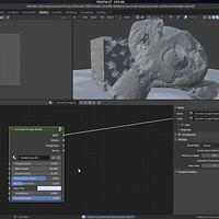 ArtStation - Procedural Leather Texture for Blender 2 8